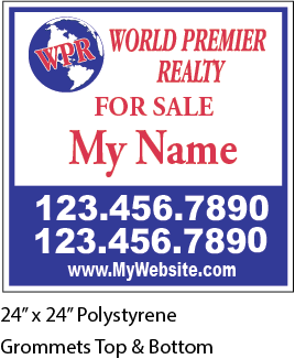 Premering to the World as Awesome! World Premier Realty  Template 2015